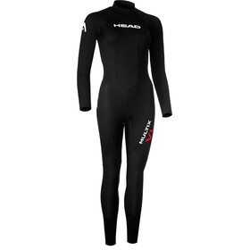 Head W's Multix VL Suit Black/Red